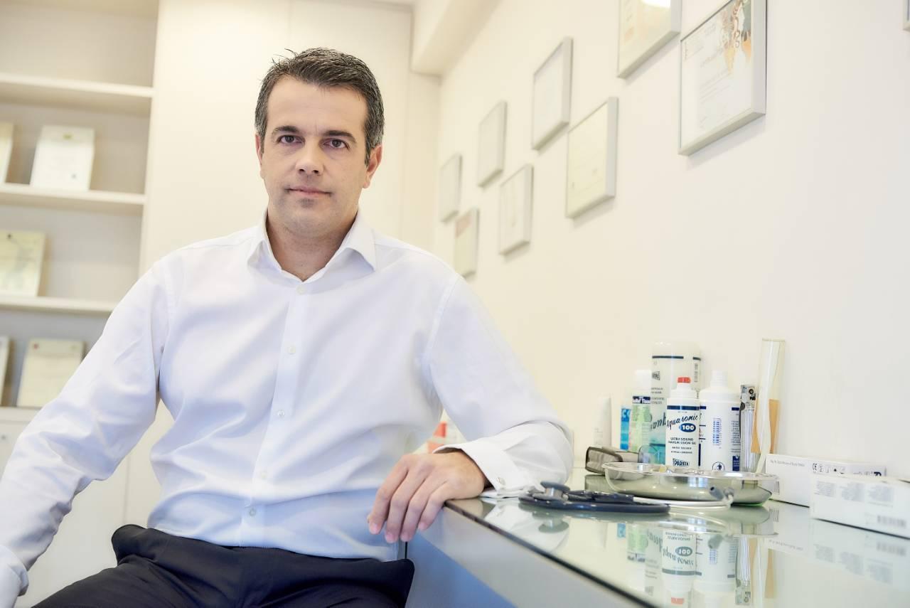 Δρ. Ξηρομερίτης - Αγγειολόγος